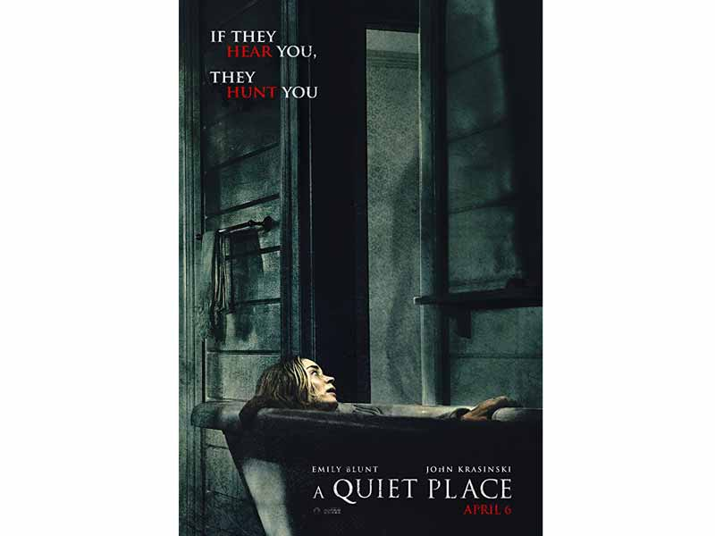 Watch A Quiet Place movie at VOX Cinemas in Lebanon