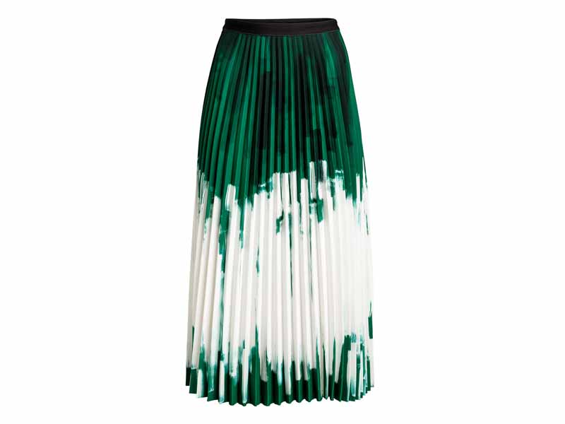 Pleated skirt by H&M Beirut
