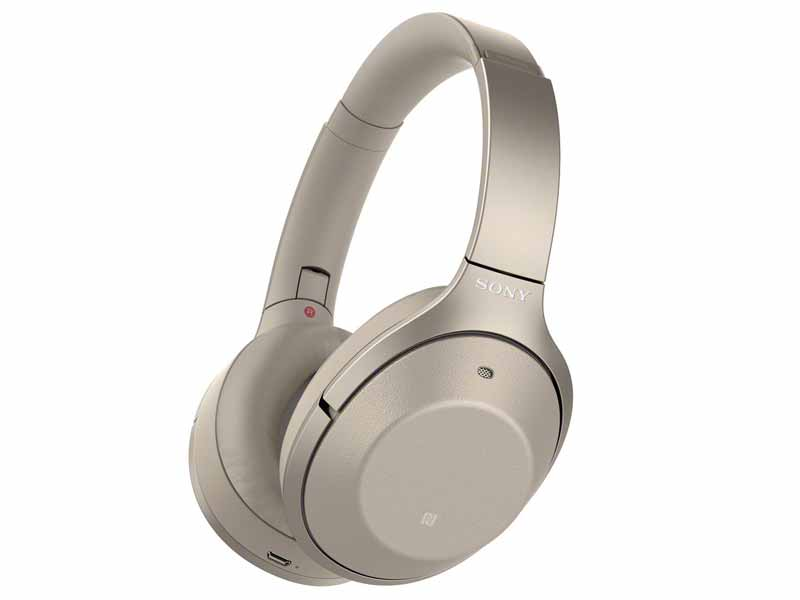 Sony 1000XM2 headphones at Lebanon