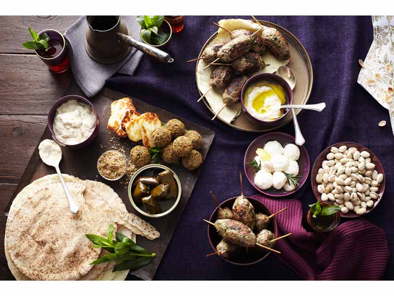 The best restaurants in Beirut for Iftar
