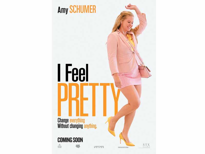 Watch 'I Feel Pretty' at Beirut's VOX Cinemas