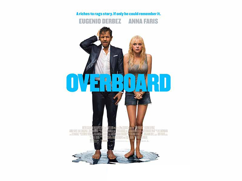 Enjoy the movie 'Overboard' at VOX Cinemas, Beirut