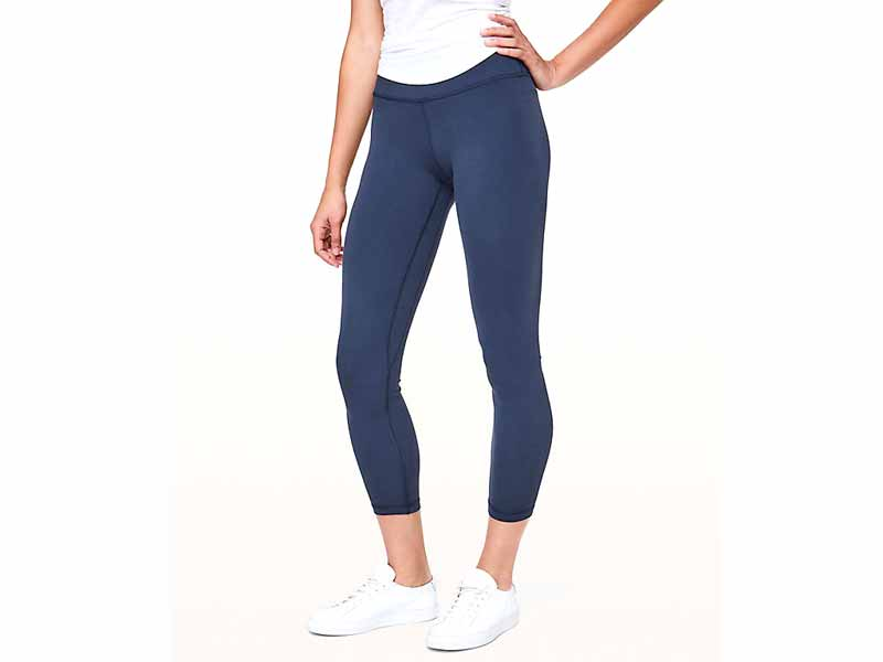 Leggings by Lululemon, available at Mall of the Emirates and City Centre Mirdif
